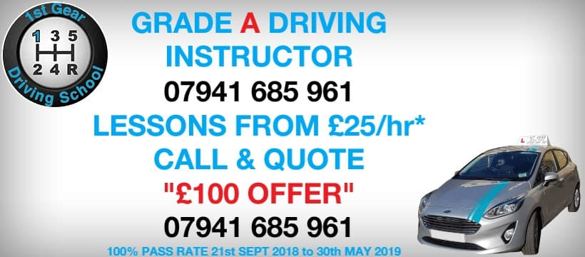 Driving Lessons Watford